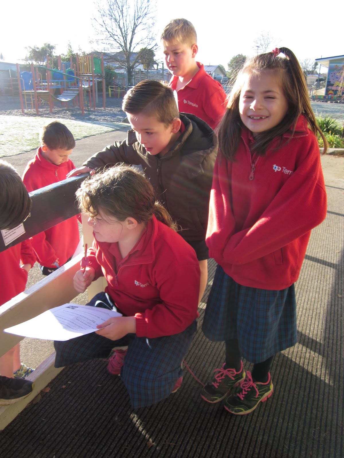 Room 1 Solar System Scavenger Hunt With Buddy Class