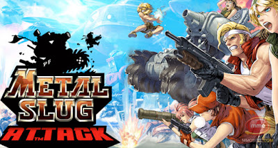 METAL SLUG ATTACK Mod Apk For Android Unlimited