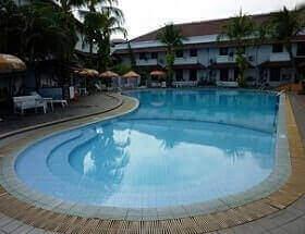 Bahari Inn Hotel bintang 4 di Tegal