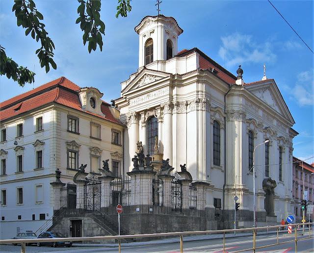 Ένα συγκινητικό ορθόδοξο προσκύνημα στην Πράγα