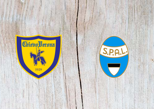 Chievo vs SPAL - Highlights 4 May 2019