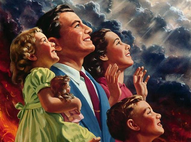 Chiến Dịch Cầu Nguyện tháng 8-2018: Kính Thiên Chúa Cha - Xin ơn Cứu Rỗi cho các linh hồn