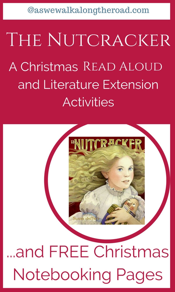 Literature extension activities for The Nutcracker
