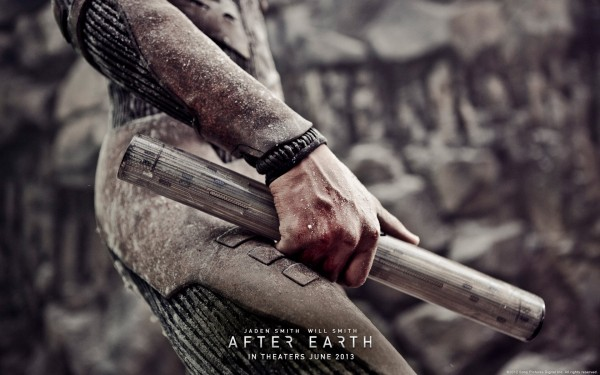 After Earth Trailer