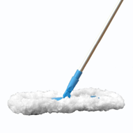 Lightweight Flexi-Edge Floor Duster