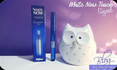Nouveautés Beauté Signal : Stylo White Now Touch