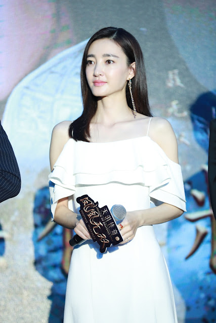 Legend of Heavenly Warriors Phoenix Warriors Presscon Claudia Wang