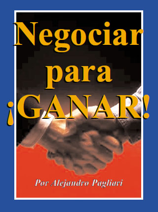 Negociar para ¡GANAR! – Alejandro Pagliari