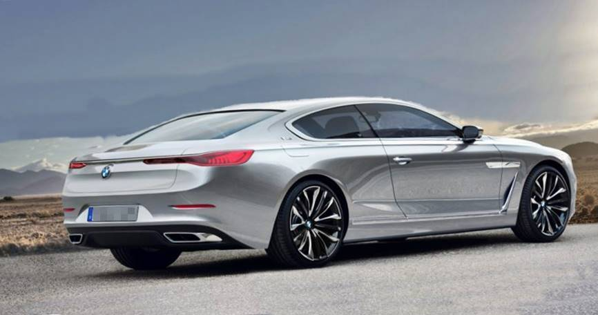 2018 bmw 8 series spied auto bmw review. Black Bedroom Furniture Sets. Home Design Ideas