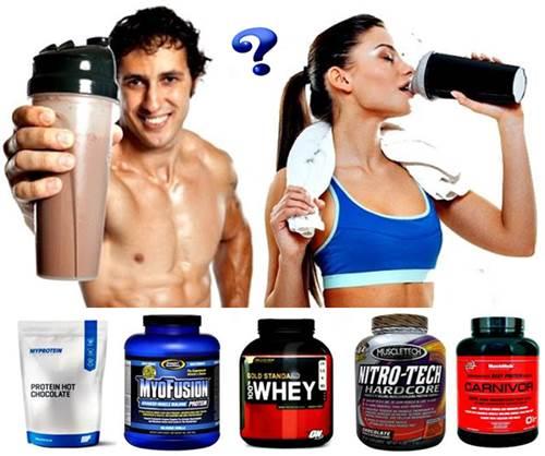 ¿Cuándo tomar la Proteína para ganar masa muscular?