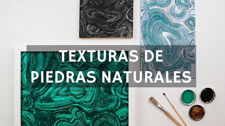 en su blog encontrars el vdeo con todo el paso a paso para que aprendas a reproducir este tipo de texturas que adems viene acompaado de info extra