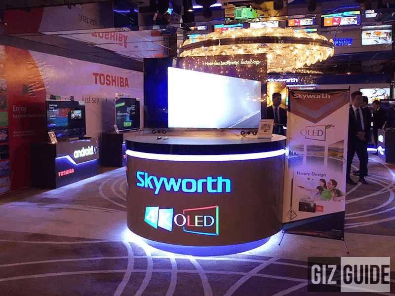 Skyworth And Toshiba Partnership Brings Android TV To PH