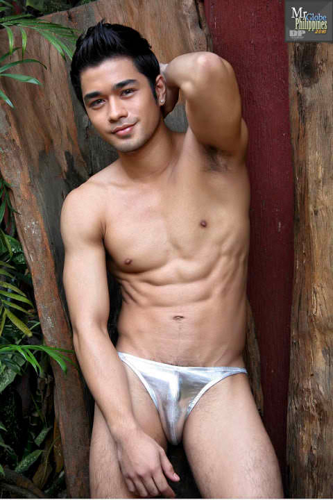 The Male Room Nude Filipino Male Gino Quintana In The -6119