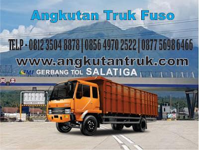 Angkutan Truk Fuso Jakarta Solo