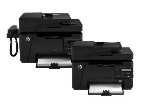 HP LaserJet Pro MFP M127 Printer