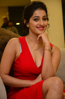 mouryaani hot latest stills
