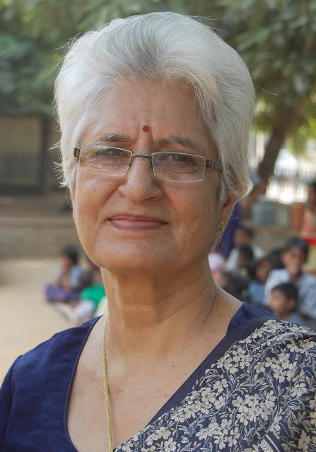 savita-dutt-free-education-give-to-street-childrens-faridabad