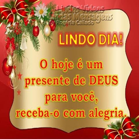 Bom Dia, Feliz Natal, Boas festas