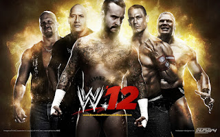 WWE 12 Everything Unlocked