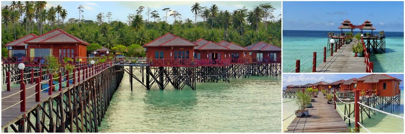 Pulau Maratua Kepulauan Derawan Kalimantan Timur