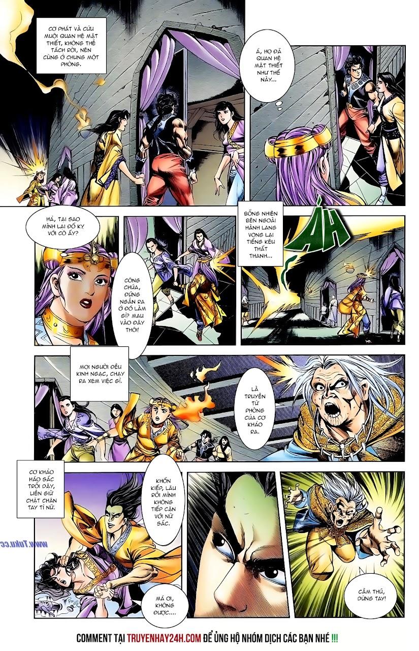 Cơ Phát Khai Chu Bản chapter 112 trang 19