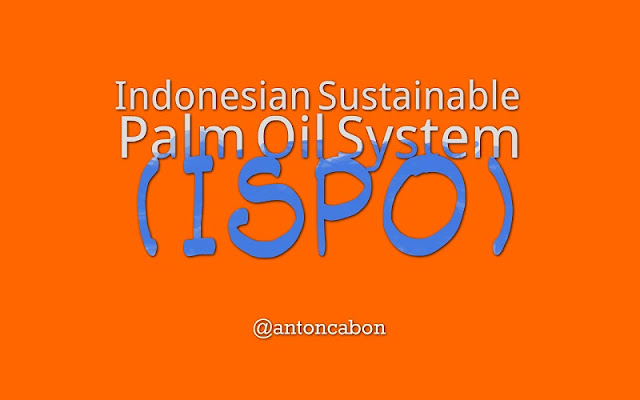 Indonesian Sustainable Palm Oil (Peraturan Menteri Pertanian No.19)