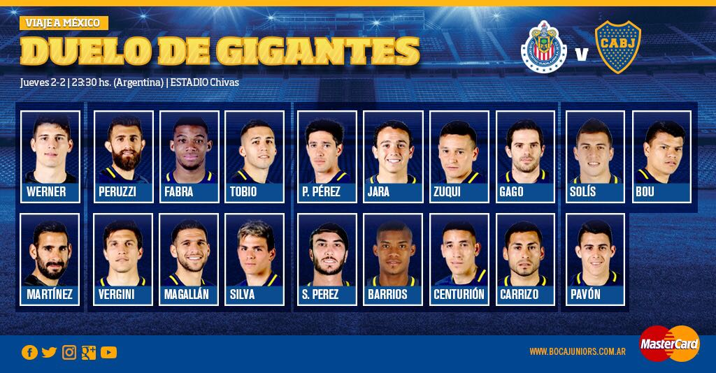 El juego está programado para llevarse a cabo este jueves 2 de febrero en el estadio Chivas.