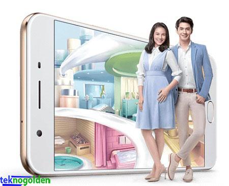 Harga Oppo F1s Selfie Expert dan Spesifikasi