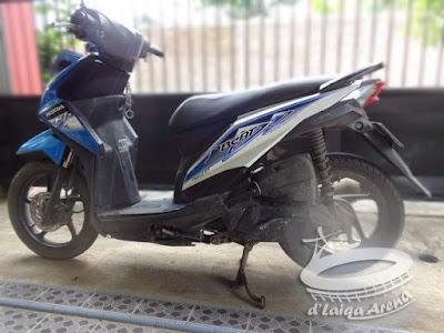 Honda Beat FI (K25)
