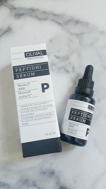 Olival Peptidni serum P