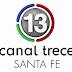 Canal 13 Santa Fe