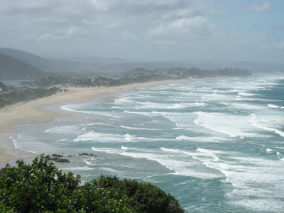 South Africa, beach, Garden Route