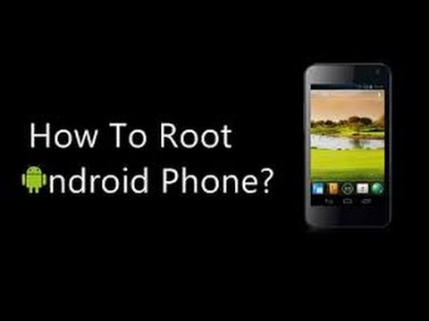 Root / Unlock your phone