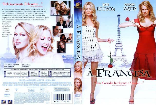 Capa DVD À Francesa
