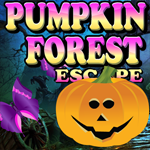 Games4King Pumpkin Forest Escape Walkthrough