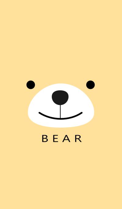 SIMPLE BEAR(beige)