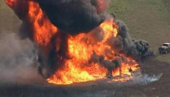 Eni oil pipeline blast in Nigeria kills 12, injures at least 3