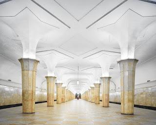 クロポトキンスカヤ駅