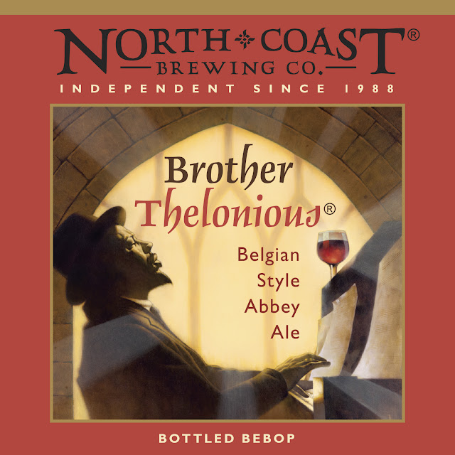 North Coast Brewing's Brother Thelonious is Back: New Look, Same Great Taste
