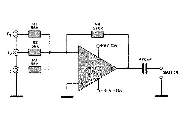 Audio Mixer Diagram Html Com