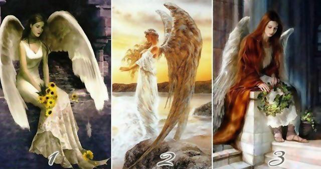 Выбери ангельскую карту и получи мощное сообщение!