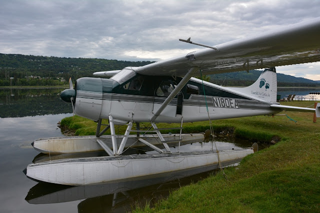 Emerald Air Homer floatplane
