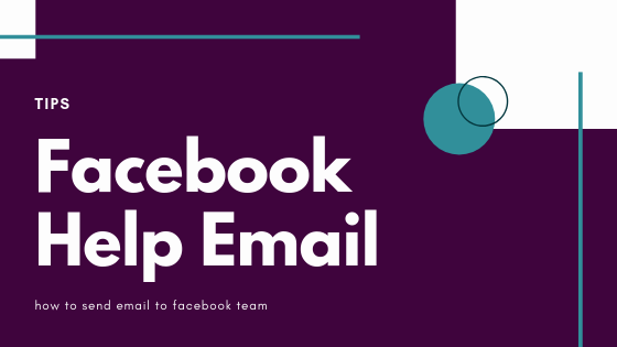 How To Contact Facebook Email<br/>