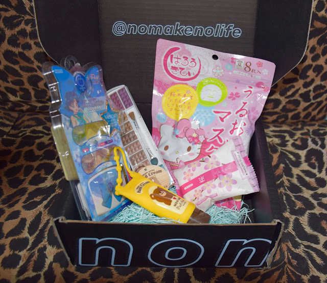 NoMakeNoLife beauty box cosmetici giapponesi japanese beauty products mariafelicia magno beauty box blonde girls japanese make up make up giapponese