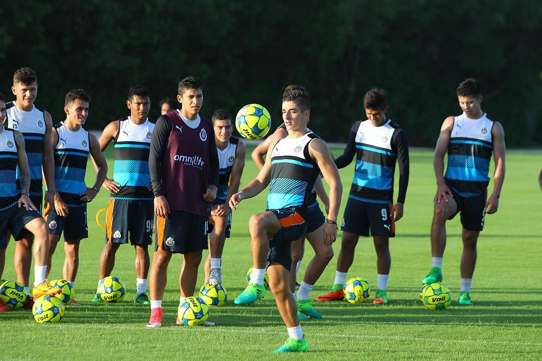 A pesar de su avance, Brizuela no tiene certeza que esté listo para el arranque del Apertura 2017.