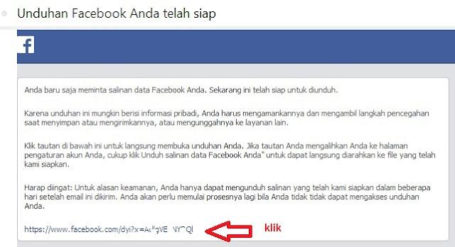 Notifikasi Unduhan Facebook final