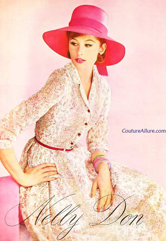 6adcf9162d4 Couture Allure Vintage Fashion  January 2012