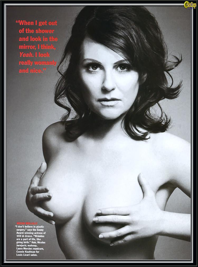 Free nude pics megan mullally