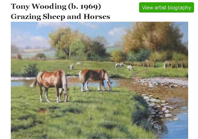 Tony Wooding Wallington Gallery
