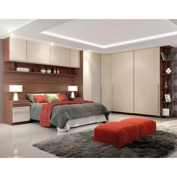 +40 Space Saving Bedroom Furniture